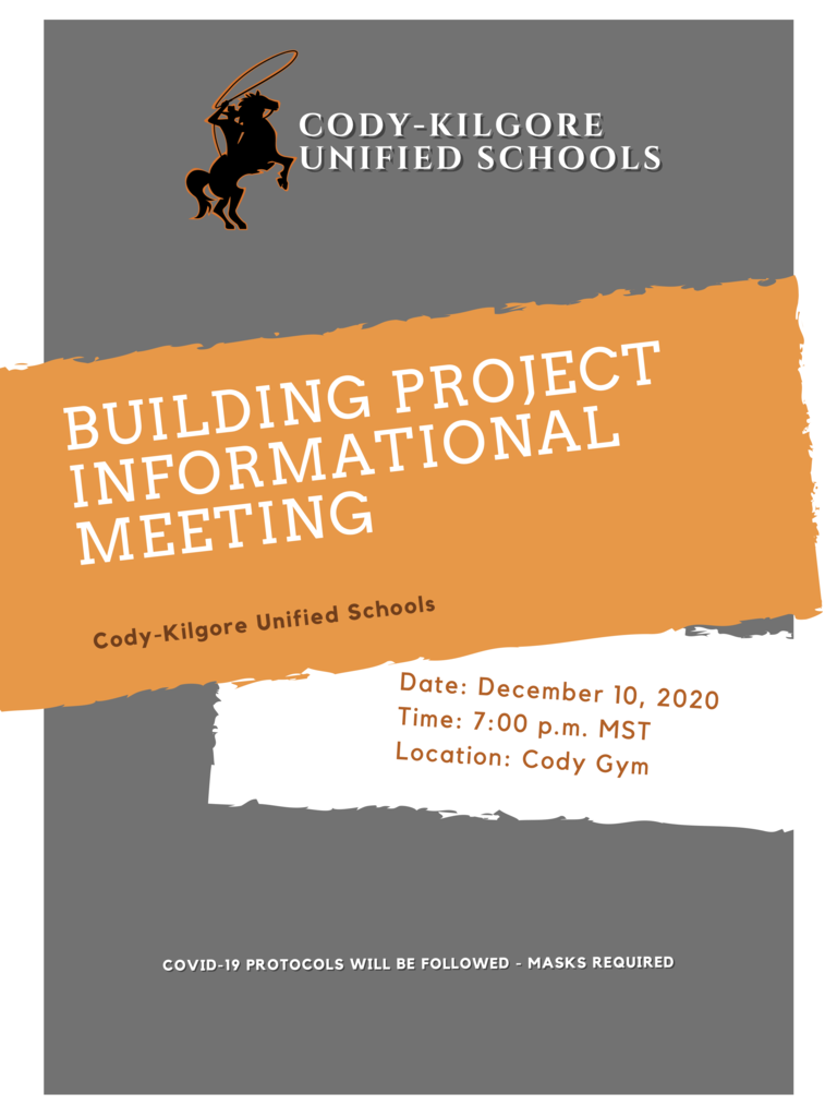 Info Meeting Poster